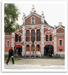 Vaasa-kauppahalli Finland Denmark, Norway, Sweden, Buildings, Scenery, Mansions, Future, History, House Styles