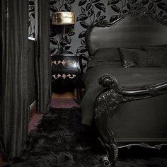 Black Home Decorating