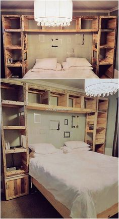 Excellent Photographs bedroom furniture diy Strategies From time to time, when picking out fresh furnishings, the volume of alternatives might be overwhelming. Bedroom Furniture Design, Diy Pallet Furniture, Diy Furniture Projects, Diy Pallet Projects, Furniture Makeover, Bedroom Decor, Pallet Sofa, Cheap Furniture, Outdoor Furniture