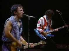 Bruce Springsteen - Born To Run / how can a Jersey Girl not pin the Boss?  4th of July on the Garden State Parkway exit 163 for Asbury Park!