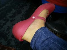 New crocs sandals .....stylish and comfy