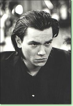 River Phoenix in The Thing Called Love