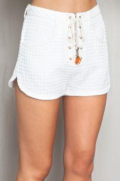 short piquet amarração | Dress to