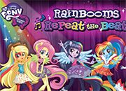 juego Equestria Girls Rainbooms Repeat the Beat