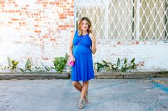 The perfect Dress to take you from pregnancy to post-pregnancy #destinationmaternity