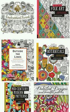 #KlauVázkez #ColoringBooks #Creative #Colors #FaberCastell #Stabilo #PrismaColor #Imagination #Fantasy