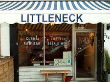Slurp $1 oysters at Littleneck