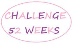 CHALLENGE 52 WEEKS 52 Weeks, Challenges, Wonder Woman, Women, Wonder Women, Woman