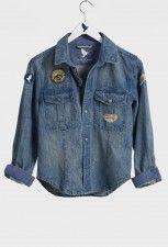The Boy Scout Shirt
