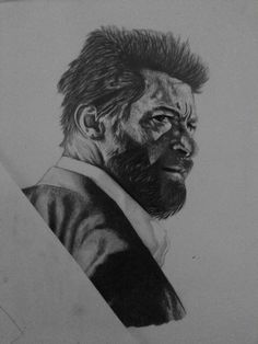 Done !!! Hugh Jackman as Logan