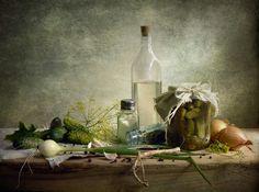 #still #life #photography • photo: Маринованые огурчики | photographer: Jolanta Brigere | WWW.PHOTODOM.COM
