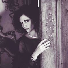 Eva Green Photoshoot by Simon Procter. (x)