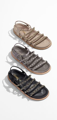 And now we have Chanel birkenstocks!!