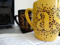 Appalachian State University Mugs by AnchoredinHope on Etsy
