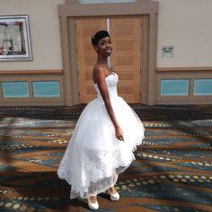 Long beach bridal expo  #bridalmodel #model #weddingdresses #bridalgowns #weddingexpo @premierbridal  #premierbridal #fashion #photoshoot #photography #hair #makeup #blessed #glam #beauty #flawless #standout #beautyfromwithin #strikeapose #cameraready #naturalbeauty #myblackisbeautiful #shine #confedience #Godisgood #lightscameraaction #viral #prettydresses #pose #melaninpoppin #shinebright #fashionphotographyposes