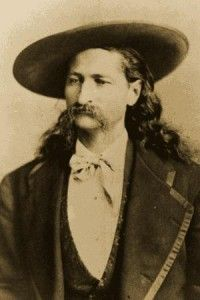 Wild Bill Hickok was an actor, gambler, lawman, and gunfighter who was regarded as one of the most skilled gunslingers of his day. Hickok got his start as a constable and rider for the Pony Express, but he gained a reputation for being handy with a gun after he killed outlaw David McCanles with a single bullet from 75 yards away