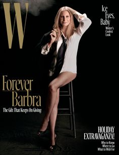 Up Close & Personal: Barbra Streisand Photographed by Steven Meisel Photos   W Magazine