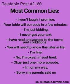 relatable posts for teens | Teen #Quotes Relatable post #2160 YUS! Especially the last one. Lol ...