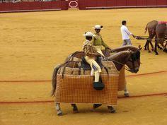 Mounted Piscadores