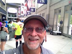 I completed the Damon Runyan 5K at Yankee Stadium in the summer of 2014.