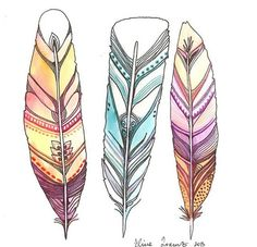 Feathers<3