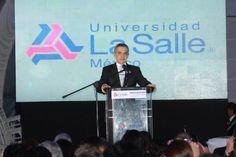 Inaugura Mancera la Unidad Santa Teresa de la Universidad La Salle