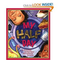 My Half Day (Fractions)