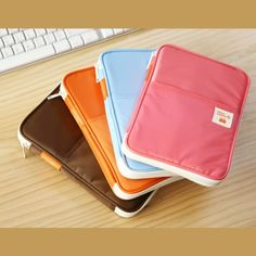 MochiThings.com: Better Together Galaxy Tab Pouch.    This could be great for meetings with clients.