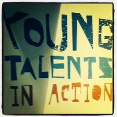 How to raise new talents...