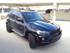 2008 BMW X5 4.8i Blacked Out