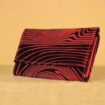 Monedero Rainbow Wave Rojo