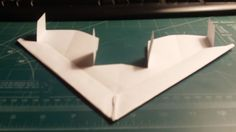 The Super Omniwing Paper Airplane