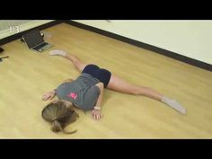 how to learn to do the splits in a day