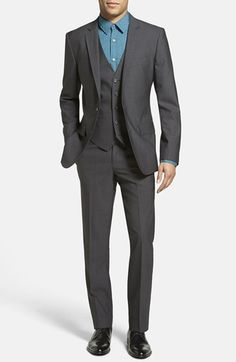 Calibrate Blazer, Vest & Trousers  available at #Nordstrom