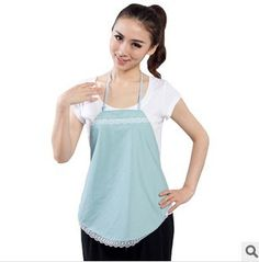 Radiation-free Apron Colour: Light blue/white race