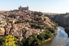 Toledo y sus miradores