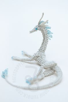 Commission+Dragon+by+ZimtBeadwork.deviantart.com+on+@DeviantArt