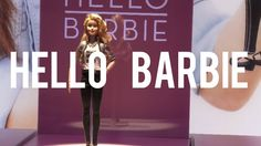 Hello Barbie at the 2015 New York Toy Fair