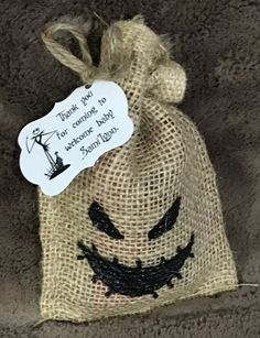 Nightmare before Christmas party favors $25