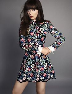 zooey deschanel fashion - Google Search