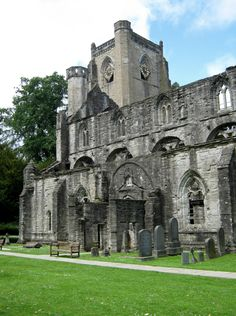 FUCKITANDMOVETOBRITAIN —   Dunkeld Cathedral, Perthshire, Scotland, UK