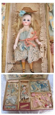 Beautiful French Mignonette and Wardrobe