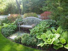 Planting Beds traditional landscape Landscape Services, Landscape Plans, Landscape Design, Garden Design, Patio Design, Bed Design, Hosta Gardens, Fairy Gardens, Rustic Patio