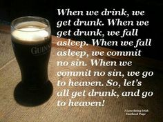 Irish quote for my Irish kinsmen @Dawny Madden @Rachel Hickok