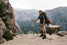 Backpacking can be quite a smart way to escape your mundane for a couple days (or (or weeks / months / years). But, it can be dangerous if you don't know very well what you are doing.These beginner backpacking tips… Thru Hiking, Camping And Hiking, Hiking Gear, Hiking Backpack, Camping Hacks, Outdoor Camping, Outdoor Gear, Camping Hammock, Kayak Camping