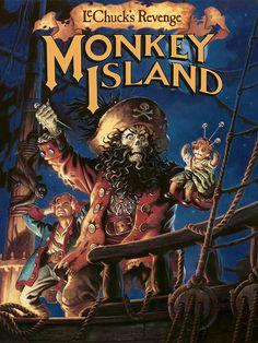 LeChuck's Revenge: Monkey Island 2