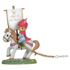 Precious Moments® Disney Prince Philip Riding His Horse Figurine - Figurines - Hallmark