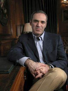 GARRY KASPAROV: Famous Chess Player