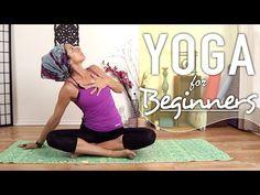 Full Body Yoga - 30 Minute Flexibility & Deep Stretch Workout - YouTube