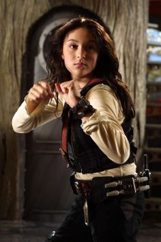 45 of Your Childhood Crushes (Then and Now) Carmen From Spy Kids (Alexa Vega)